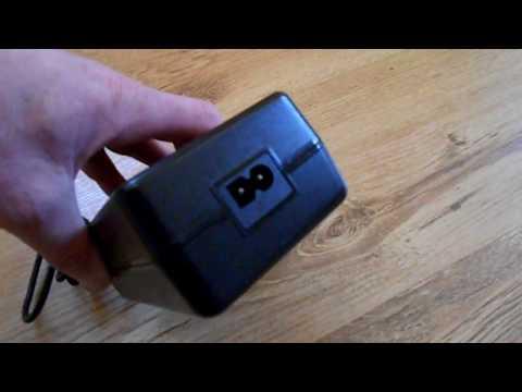 Sony AC-FD006 Genuine Original AC Adaptor LCD TV Mains Power Supply 16.5v