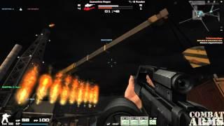 Combat Arms EU 054125875 Glitching CA 2016 01 18 00