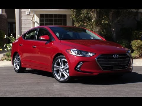 Hyundai Elantra 2018 Release Date Interior Exterior and Drive - YouTube