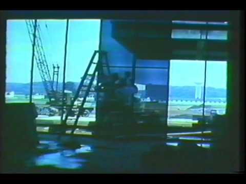 Eero Saarinen - Bell Laboratories Holmdel - Early Videos (1/3)