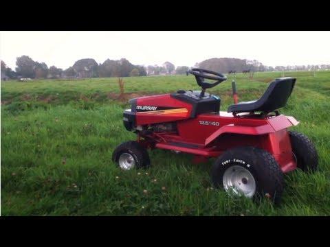 Racing Lawn Mower Build Video Doovi