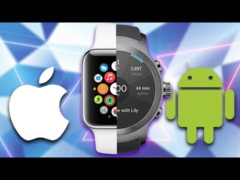 Apple watch VS Android wear - who's OS is better?