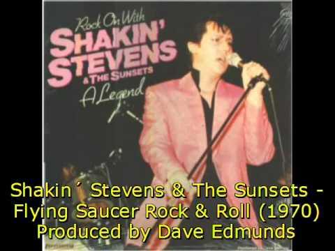Shakin´ Stevens & The Sunsets - Flying Saucer Rock & Roll (1970)