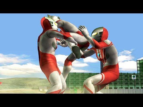 ZOFFY Vs ULTRAMAN & Ultraman JACK Request 79 #Ultraman (HD) #ウルトラマン