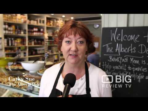 Cafe | The Alberts Deli | Food | Richmond | London | Review | Content