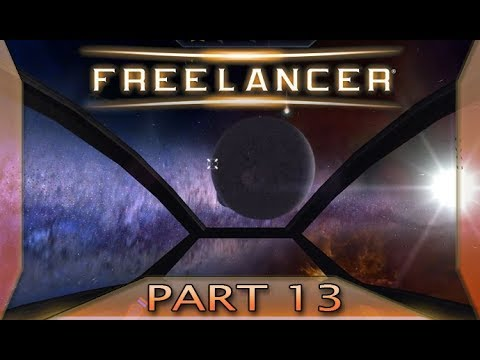 Freelancer - Part 13: Toodling about the galaxy (with commentary) PC