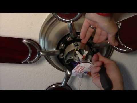 Installing a Ceiling Fan Westinghouse Contempra Pro Trio (ETL-ES-GW-Contempra Trio-WH08)