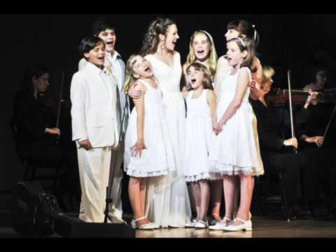 The Sound of Music  The Lonely Goatherd  Laura Osnes Audio