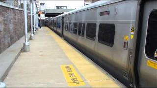 MNRR Harlem Line: North White Plains & Grand Central bound M-7A local trains @ Tremont!