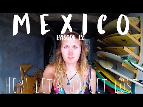 Backpacking Mexico | SOLO FEMALE TRAVELER | Ep. 12 | Puerto Escodido pt. 2