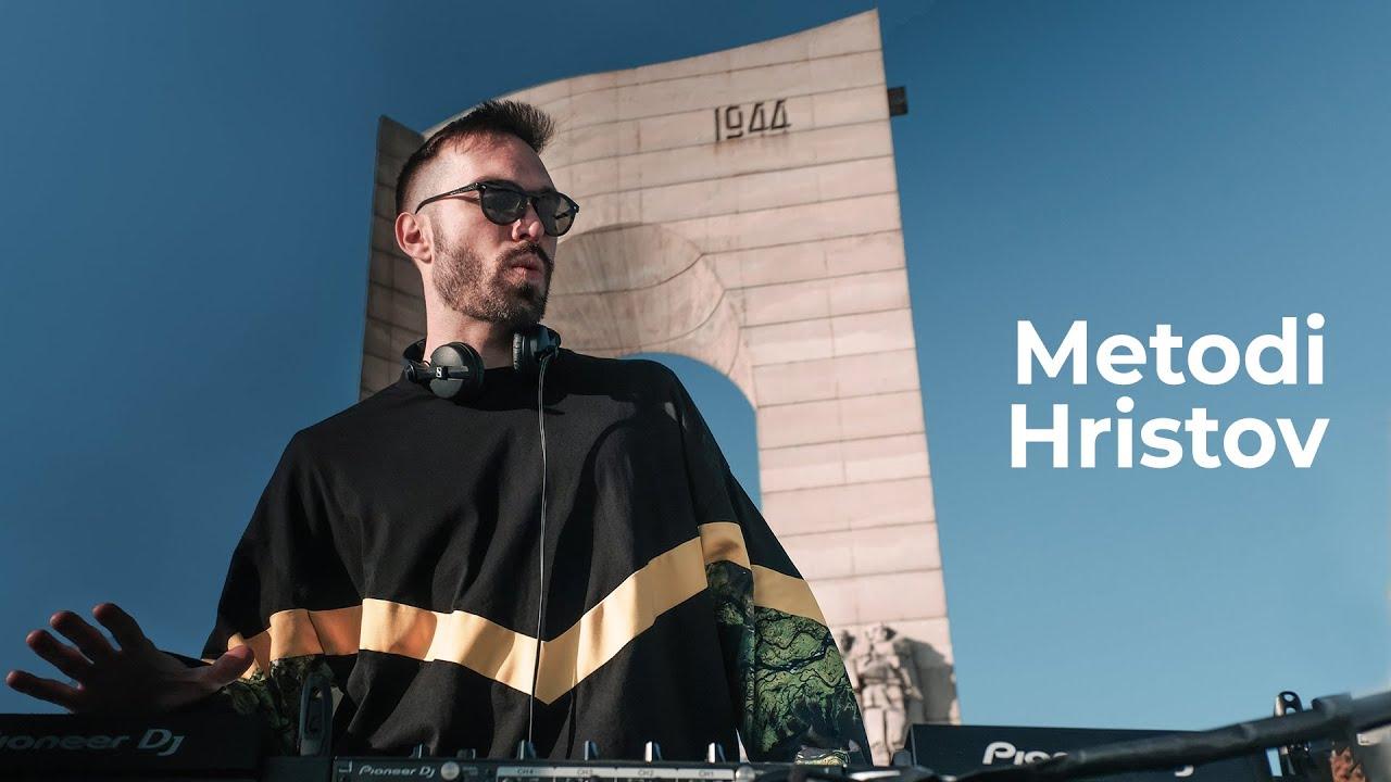 Download Metodi Hristov - Live @ Radio Intense, Arch of Freedom, Bulgaria 21.4.2021 / Techno DJ Mix