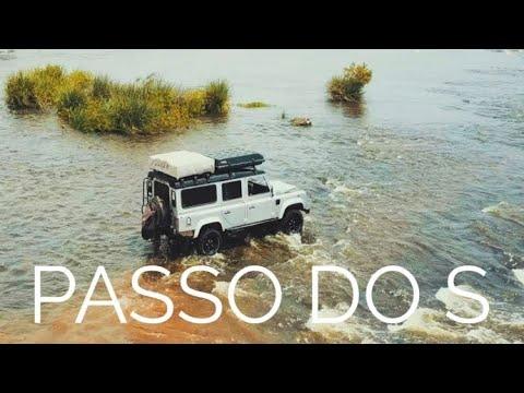 PASSO DO S E WILD CAMPING EM URUBICI - Expedição Sul Do Brasil Ep.07