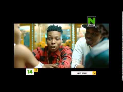 NIGERIA TOP 20 (WEEK 8, 2015)