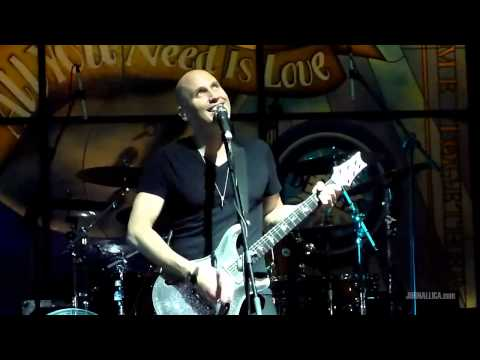 Vertical Horizon  Best I Ever Had  in Jakarta, 1 May 2012