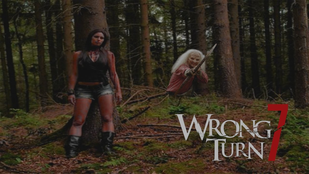 Wrong Turn (2021) [Tamil + English] HD Movie