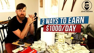 How To Make $1000 Daily As Passive Income