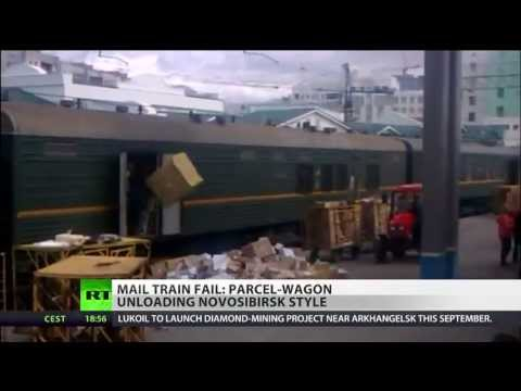 Savage barrage: Parcel abuse sparks outrage at Russian Post