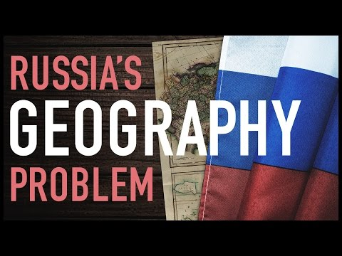 Russias Geography Problem