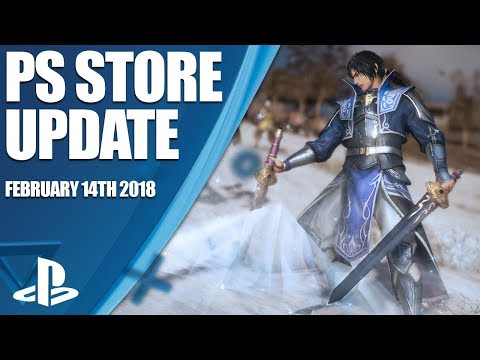 PlayStation Store Highlights - 14th February 2018