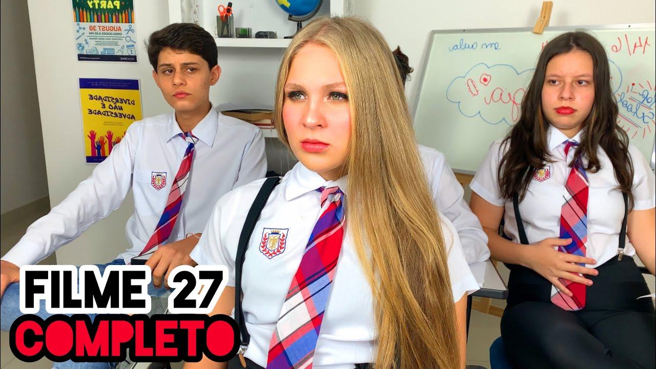 A Filha Da Minha Professora 27 - O FILME ❤