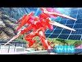 PS4/PS3「ガンダムバトルオペレーションNEXT」 MS紹介動画~ダブルオーライザー編~