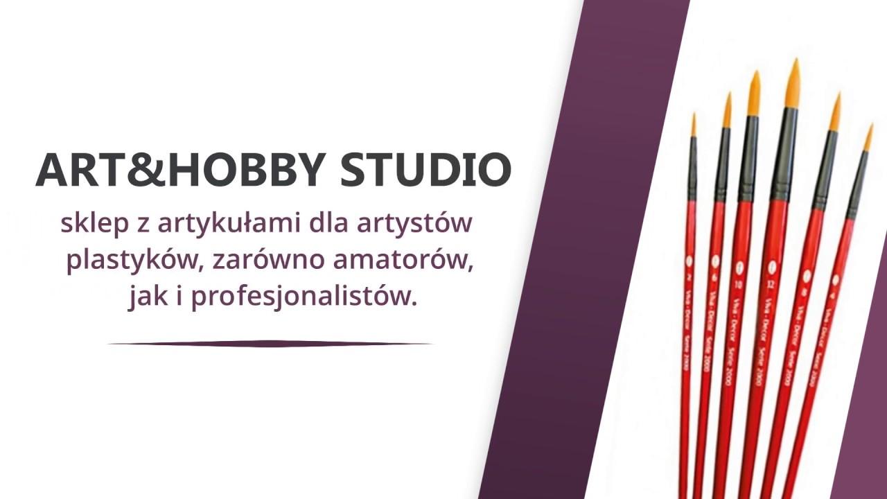 82c4de50d82188 Sklep plastyczny warsztaty rękodzieła Lublin Sklep plastyczny Art & Hobby  Studio Henryk Skałba