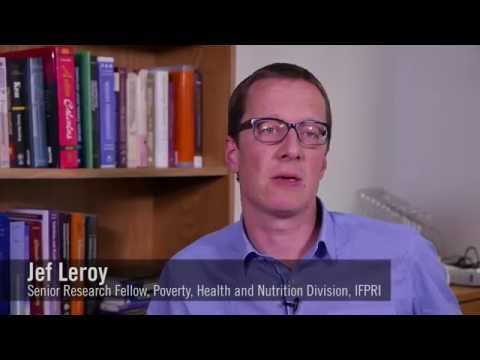 Once stunted always stunted? Interview with IFPRI's Jef Leroy