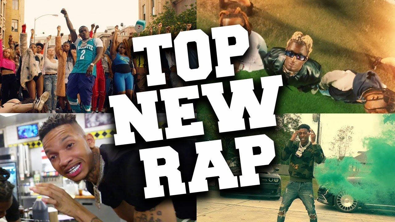 TOP 50 New Rap Songs - November 2019