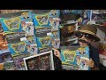 Opening MEGA MYSTERY POWER BOX!! GOLD RARE INSIDE! Guaranteed VINTAGE POKEMON BOOSTER PACK! SUPRISE!