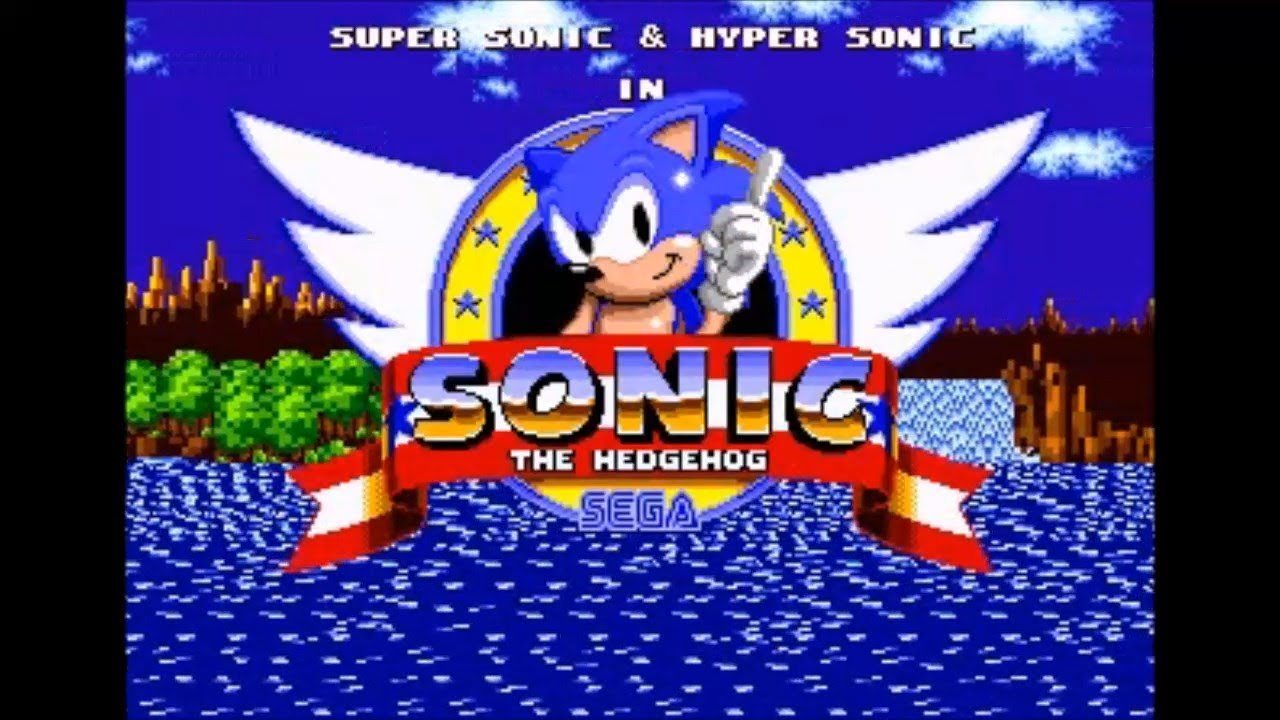 Super sonic hyper sonic in sonic 1 sonic hacking - Super sonic 6 ...