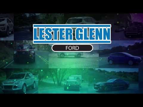 Lester Glenn Ford - Ford Escape Lease Special!