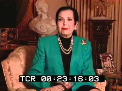 Ann Miller 1996 Interview Part 8 of 8
