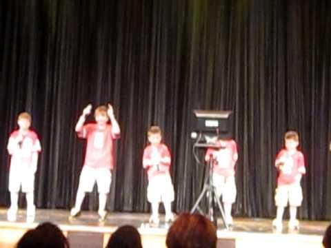 """2011 Buckeye Cancer Cruise: Buckeye Idol finalists singing """"Hang On Sloopy"""""""