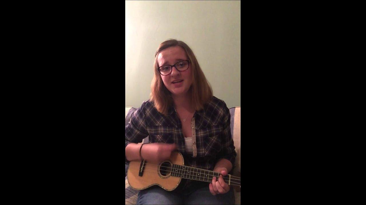 Baby Girl By Sugarland Ukulele Cover Youtube