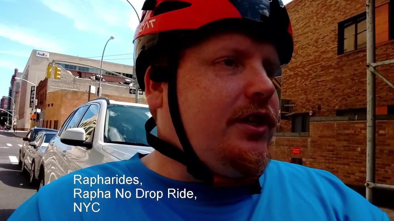 Rapharides No Drop Ride NYC