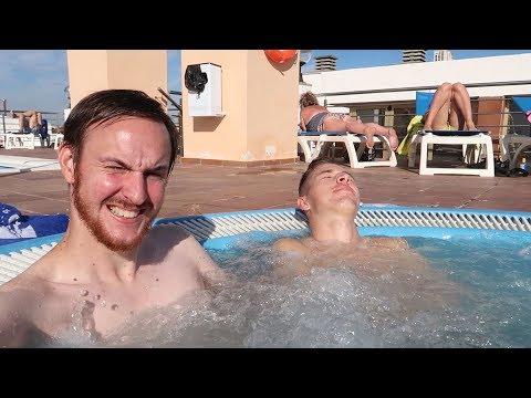 Vloggen Met Alain 📷| Hotel Dorada Palace Roomtour 🇪🇸| Salou Met Alain✈️