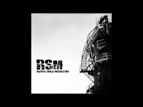 RSM - JESTEM DILEREM (OFFICIAL AUDIO)