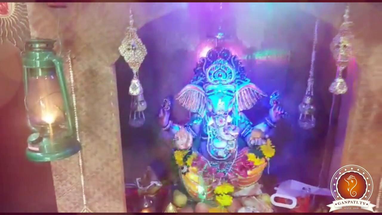 Usha Monga Home Ganpati Decoration Video Ideas Www