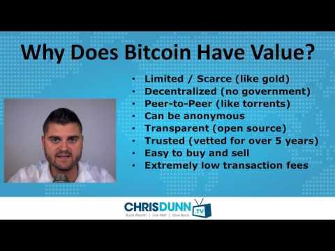 Why Does Bitcoin Have Value? - Bitcoin Academy