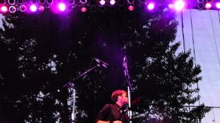 "Death Cab for Cutie , PT 2 , "" The Sound of Settling , Tiny Vessels , Aug 31 , 2013 , Oregon"