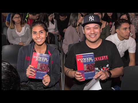 Cordoba President George L. Pla Returns to East Los Angeles College to Share About Power Shift