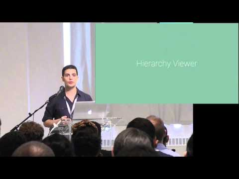 Droidcon NYC 2015 - Speed up your app