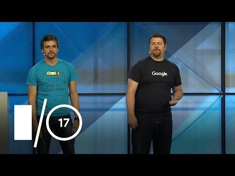 Developing for Android Things Using Android Studio (Google I/O