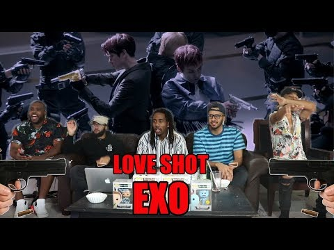 EXO 엑소 'Love Shot' MV Reaction/Review