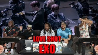 EXO 엑소 'Love Shot' MV Reaction/Review