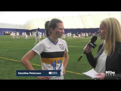 WLAX: Caroline Peterson Interview | 2-23-20