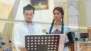 Uyghur - Ana Tilim