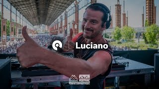 Luciano @ Kappa FuturFestival 2018 (BE-AT.TV)
