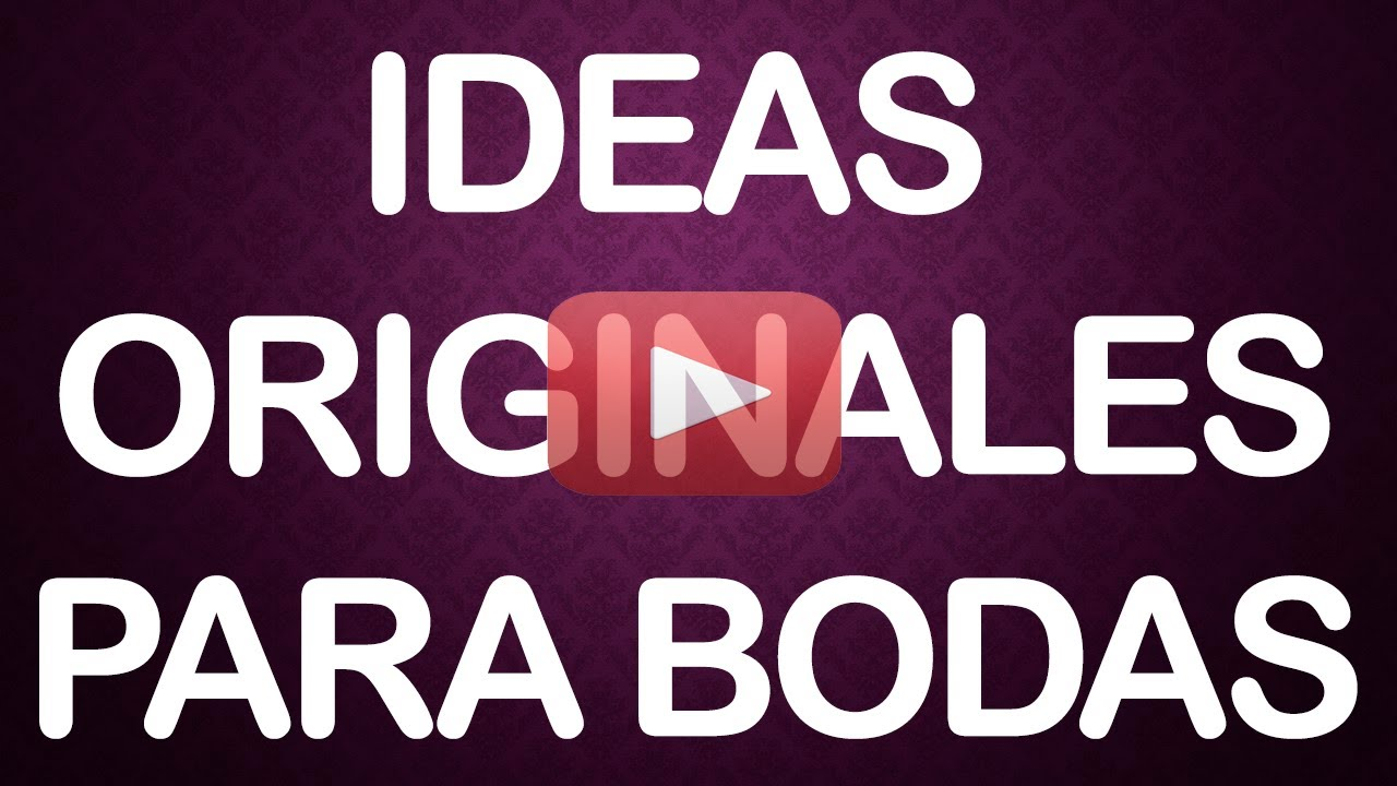 Juegos Para Bodas Originales. Ideas Originales Y Divertidas Para ...