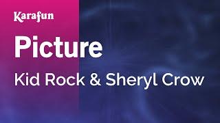 Picture - Kid Rock & Sheryl Crow   Karaoke Version   KaraFun